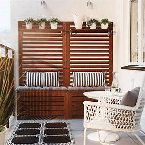 Wäscheständer Für Balkon Ikea : ikea gartenm bel f r eine kleine terrassen oase ~ Watch28wear.com Haus und Dekorationen