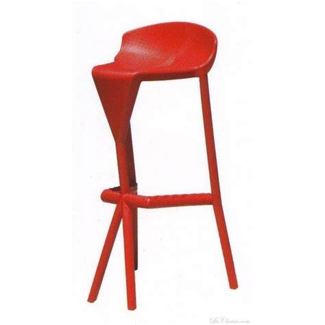 chaises bureau tabouret de bar design shiver et tabourets bar plastique