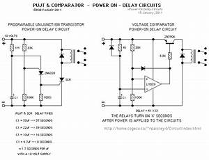 Power On Delay Circuits
