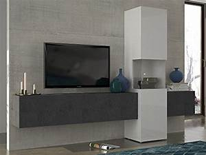 Tv Schrank Glas : wohnwand mediawand wohnzimmer schrank fernseh schrank tv lowboard wei hochglanz ~ Yasmunasinghe.com Haus und Dekorationen