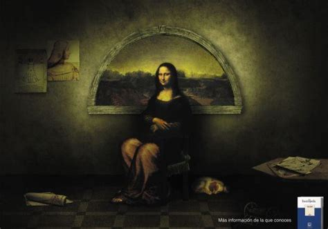 15 Creative Ads Inspired By Famous Paintings  Pixel77