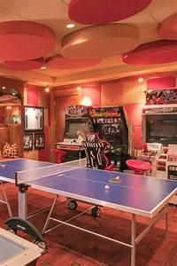 Super, Nostalgic, Vintage, Games, Room, Arcade, Room, Interior, Design, Design, Arcade, Design, Games