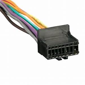 Pioneer Avh P2300dvd Wiring Harness Diagram