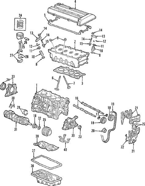 Parts Honda Engine Cylinder Head Valves Intake