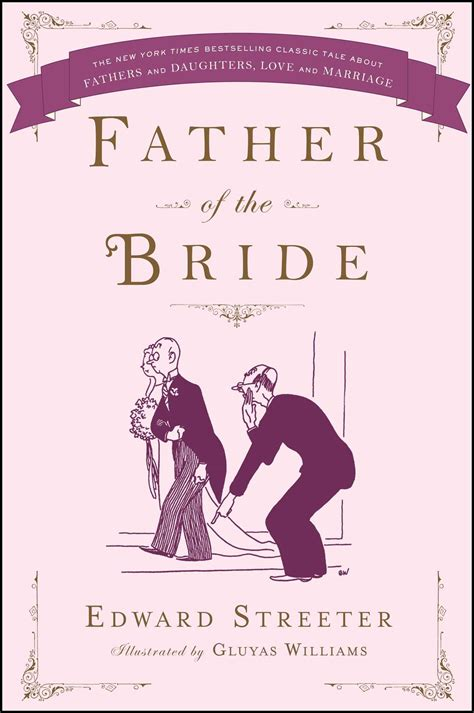Father Of The Bride  Book By Edward Streeter, Gluyas