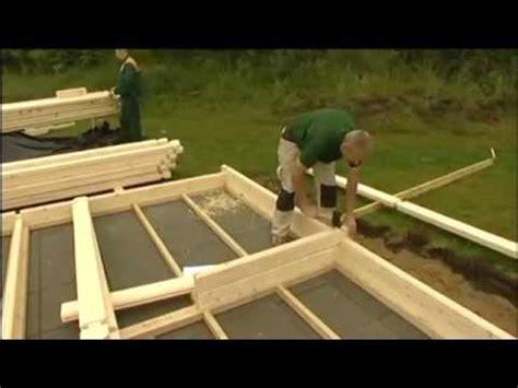 montage maison bois en kit autoconstruction