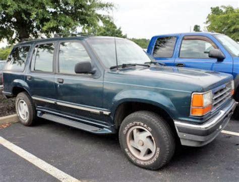 cheap suv    ford explorer xl   sale