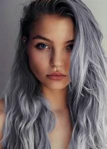 Graue Haare Frben