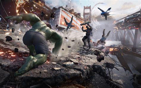 2560x1600 Marvels Avengers 2020 4k 2560x1600 Resolution HD ...