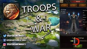 Troop  U0026 War Guide Part 1 - War And Order
