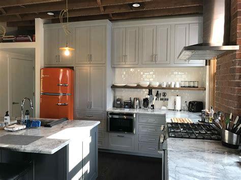 green kitchen cabinet 13 must see retro big chill kitchen layouts 1392