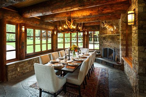 Fusion Interiors Luxury Mountain Ranch  Fusion Interiors