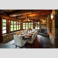 Fusion Interiors Luxury Mountain Ranch  Fusion Interiors