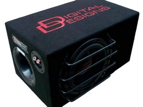 digital design 8 inch subwoofer digital designs ddle mini8 passive subwoofer adam rayner