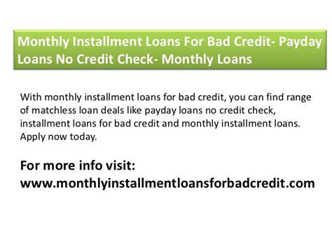 Installment Loan Location