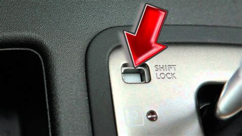 What Is Shift Lock Release And How To Use It?  Car From Japan