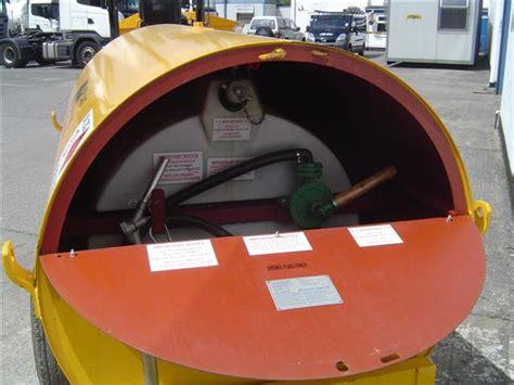 litre gallon bunded fuel bowser
