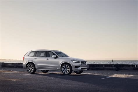Volvo 2020 Fuel Consumption by 2020 Volvo Xc90 Gets Fresh Look And Better Fuel Economy