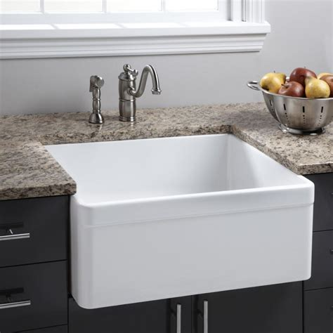 buy ceramic kitchen sink white porcelain kitchen sink small masata design
