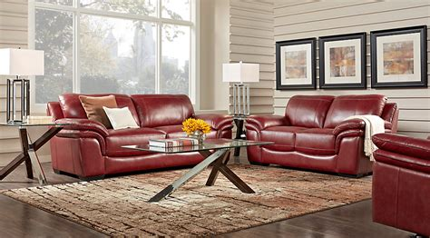 home grand palazzo leather 5 pc living