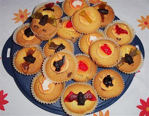 Halloween  Schoko  Muffins von Fenraya Chefkochde