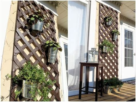 fabulous ways  decorate  lattice panels