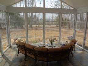 Plastic Windows for Screened Porches