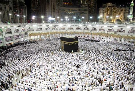 La Peregrinación A La Meca Aparca La Tensión Con Irán Y Qatar