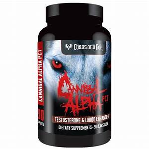 Buy Chaos  U0026 Pain Cannibal Alpha Pct Testosterone Booster