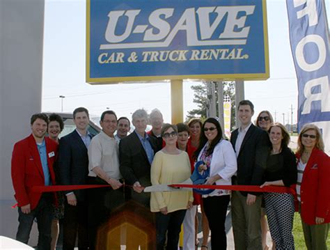 save car truck rental holds grand opening jonesboro