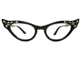 vintage cat eye glasses vintage eyeglasses frames eyewear sunglasses 50s vintage