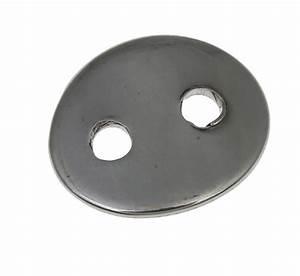 Edelstahl Ketten Meterware : verschluss verbinder edelstahl 14x12mm 1 st ck verschl sse endkappen edelstahl ~ Eleganceandgraceweddings.com Haus und Dekorationen