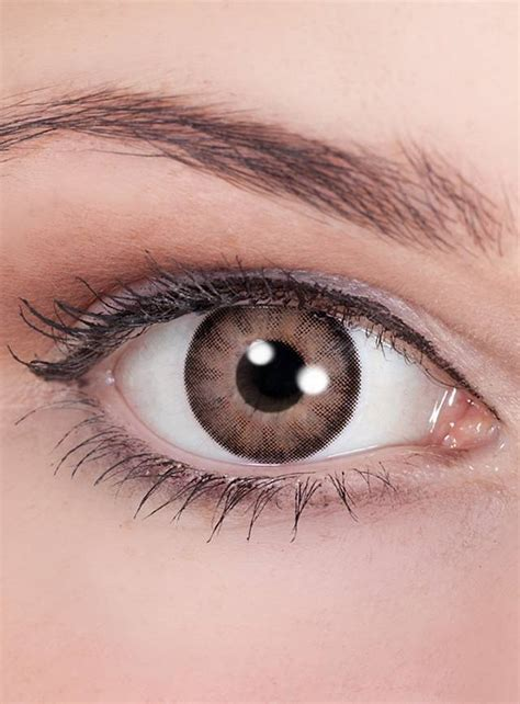 anime lenses anime brown special effect contact lens