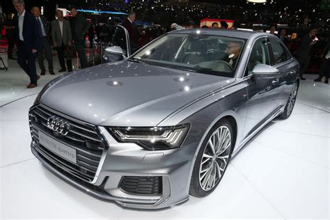 2019 Audi A6 Revealed The Key(less) To New Luxury?
