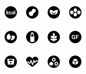 26 nutrition icon packs - Vector icon packs - SVG, PSD ...