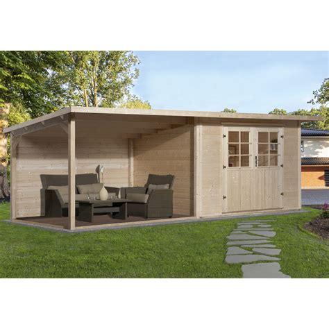 Gartenhaus Aus Holz by Weka Holz Gartenhaus Como Bxt 598 Cm X 300 Cm Davon 303