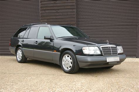 used mercedes e class w124 e320 estate automatic 7 seats seymour pope