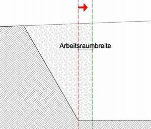 Aushub Berechnen : archline xp gel nde hinterf llung arbeitsraum berechnen ~ Themetempest.com Abrechnung