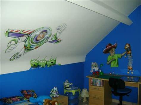 chambre buzz l lair decor chambre d 39 enfant buzz l 39 eclair de aeropatsy1