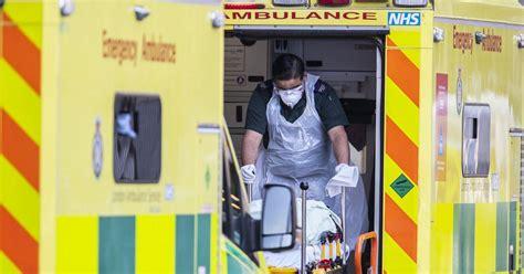 Coronavirus LIVE updates: UK hospital deaths up in lowest ...