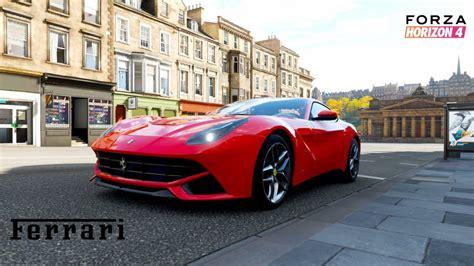 Forza horizon 4 game guide by gamepressure.com. Forza Horizon 4 2012 Ferrari F12 Berlinetta Gameplay - YouTube