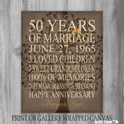 50th wedding anniversary ideas for parents 25 best ideas about golden anniversary gifts on
