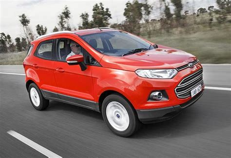 ford ecosport review carsguide