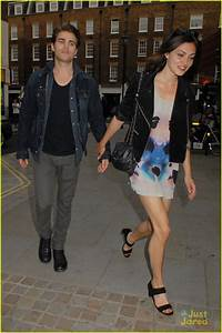 Paul Wesley & Phoebe Tonkin Hold Hands For Night Out in ...