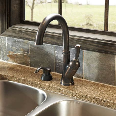 Kitchen Faucet Bronze Lowes by Bronze Kitchen Faucet Lowes Kitcheniac