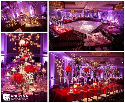red purple indian wedding decor ideas sacramento
