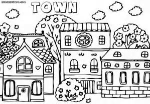 HD wallpapers haunted house coloring pages