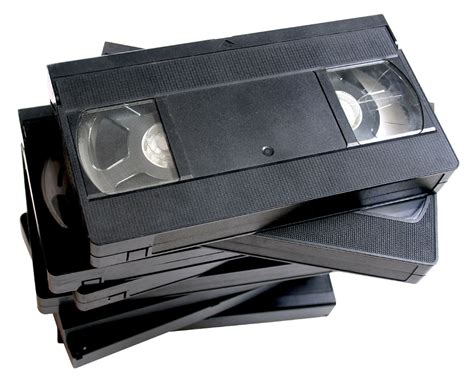 Vhs Cassette - how to recycle vhs recyclenation