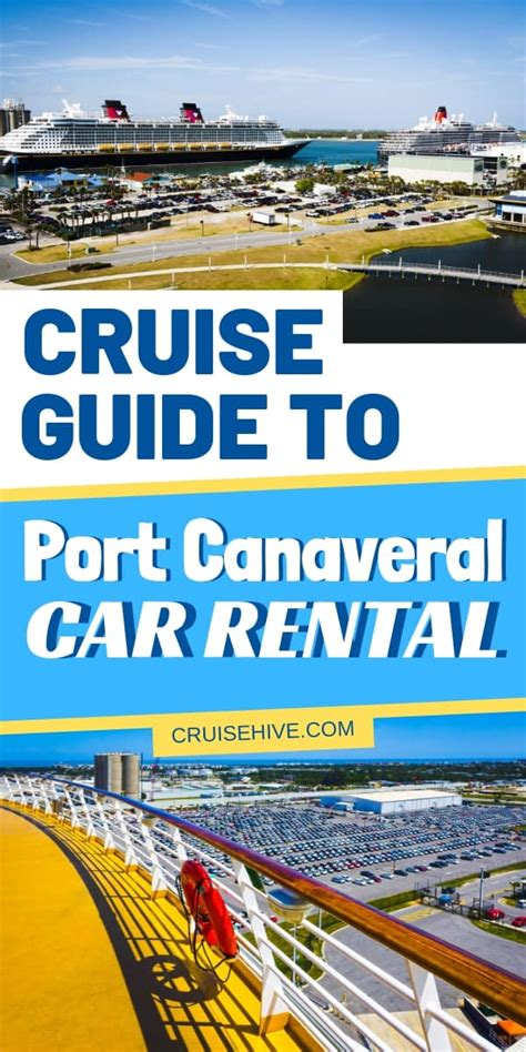 Car Rental From Canaveral by Cruise Guide To Canaveral Car Rental