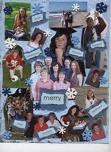 Christmas letter ideas on pinterest 39 pins for Christmas letter photo collage